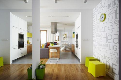 Квартира в Варшаве от Widawscy Studio Architektury
