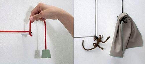 Оригинальные вешалки для полотенец Towel Hanger