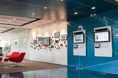 Штаб-квартира Google в Беверли-Хилз