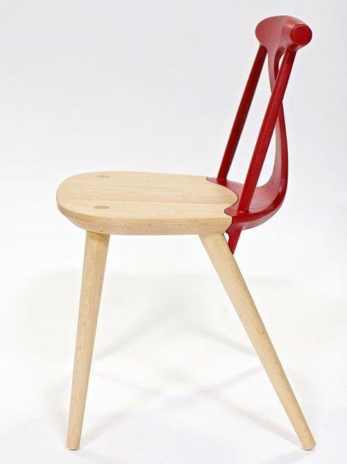 Стул Corliss Chair от Studio DUNN