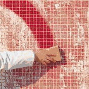 Видалення затірки з мозаїки