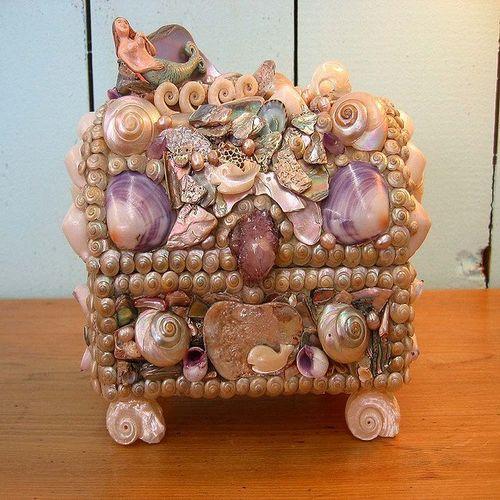 задачи такое декорирование поделок морскими камушками хлопка