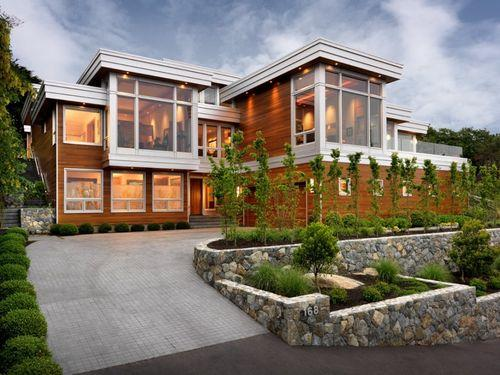 Дом Hillcrest в Канаде