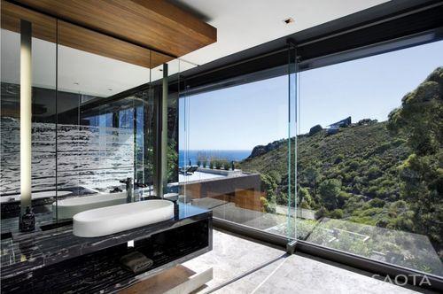 Дом Nettleton 198. Прекрасный вид с ванной комнаты