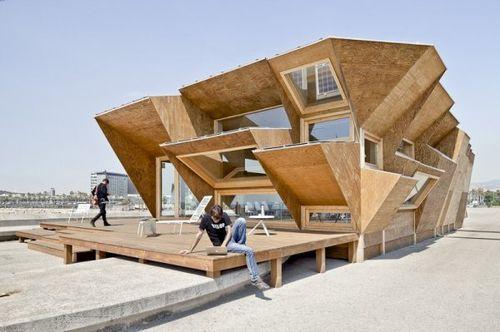 Endesa Pavilion – жилье от IAAC