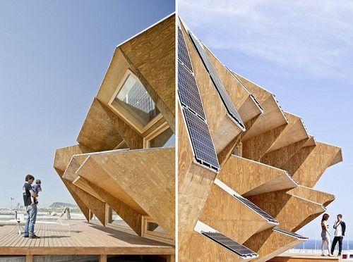Endesa Pavilion – экономичное жилье