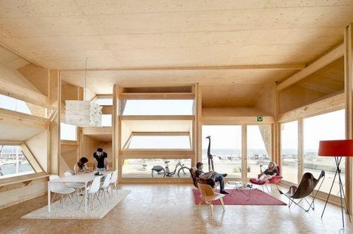 Endesa Pavilion – экономичный дом