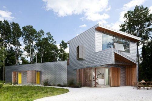 Экономический и энергоэффективный дом Dutchess House No.1