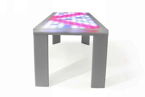Мебель, которая реагирует на прикосновение