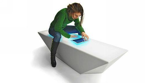 Коллекция мебели Interactive Light Collection