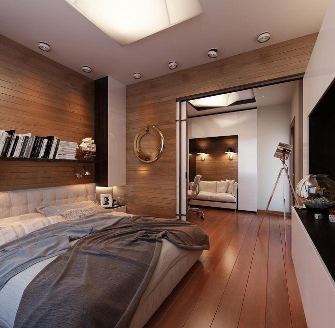 Идеи для дизайна интерьеров спальни