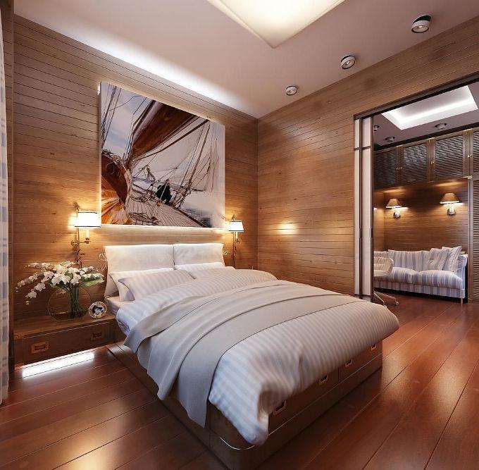 Спальня без границ