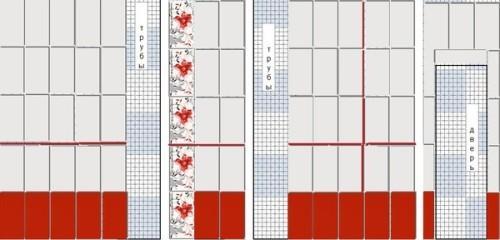 Расчет количества плитки