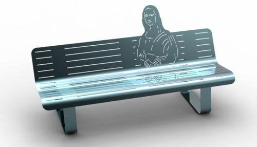 Креативные уличные скамейки от Томаса де Люссака (Thomas de Lussac)