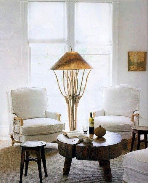 Оригинальный эко светильник