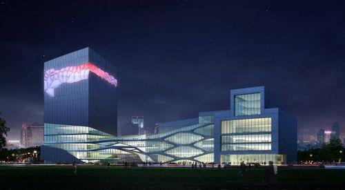 Спортивный комплекс Hangzhou Civic Sports Center
