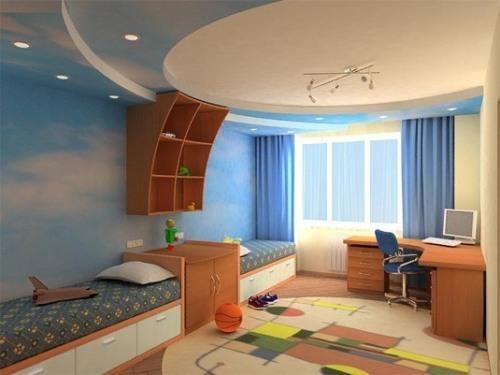 Ремонт в детской комнате. Основные правила при ремонте и оформлении детской