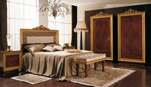 Классическая роскошная спальня