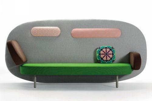 Современный диван Float Sofa