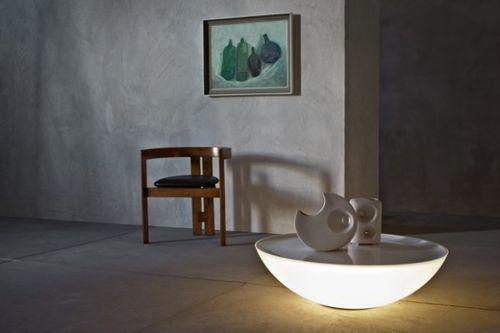 Светильник-столик Solar lamp от Foscarini