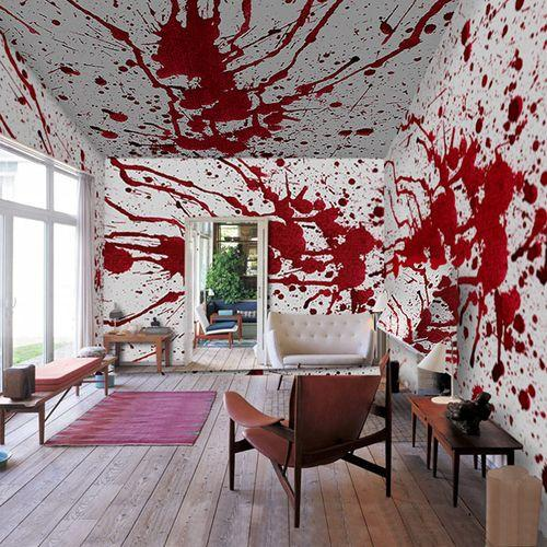 Обои Bloody Moon Wall Murals