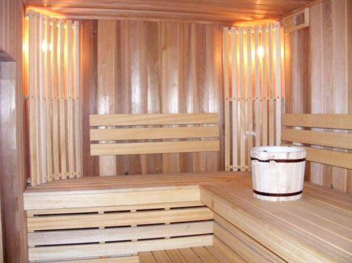 Внутренняя отделка бани. Отделка бани своими руками