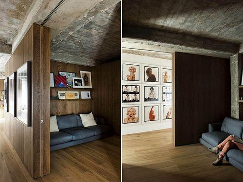 Wood-Defined Loft
