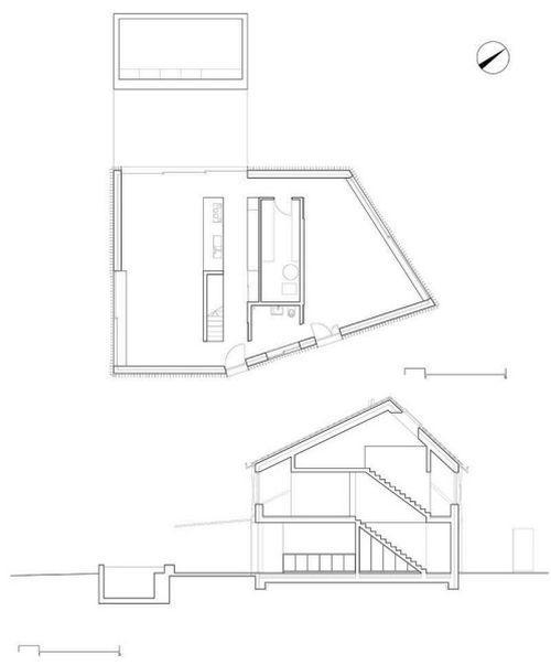 Проект дома Private House