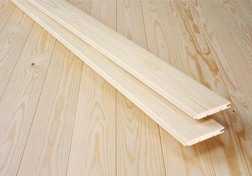 Деформация элементов деревянных покрытий