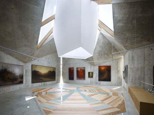 Креативная галерея картин Mecenat Art Museum