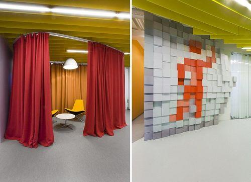 Yandex Office II – новый офис компании Яндекс от российских архитекторов