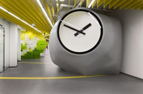 Новый офис компании Яндекс