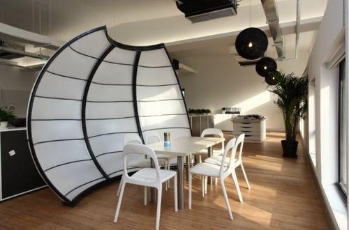 Pumpkin Room – креативный офисный модуль