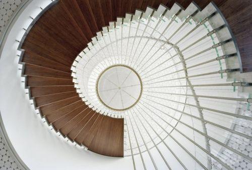 Лестница в оперном театре Wuxi Grand Theatre