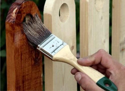 Средства защиты дерева. Защита деревянных покрытий