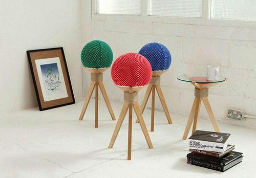Декоративная и функциональная мебель Dandelion Stool