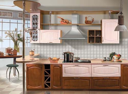 Как спроектировать кухню? Дизайн кухни