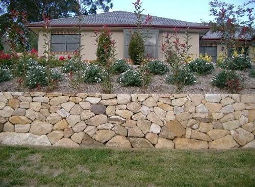 Где лучше применять каменную кладку?