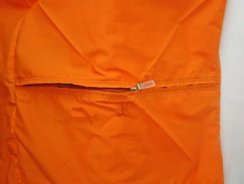 Для удобства эксплуатации в мешки следует вшить молнию