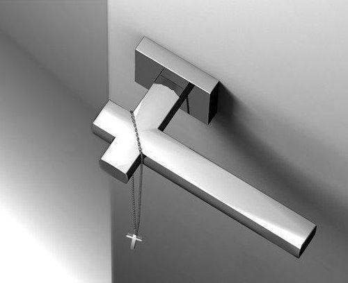 Необычная дверная ручка от корейских дизайнеров