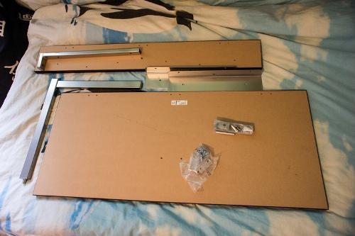 Элементы стола для ноутбука