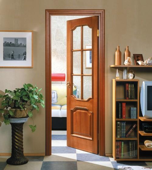 Вид дверей и направлением их открывания