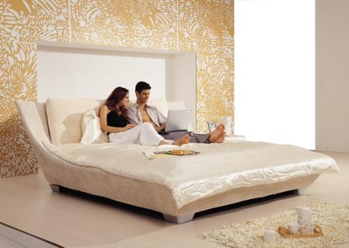 Выбор формы и размера кровати