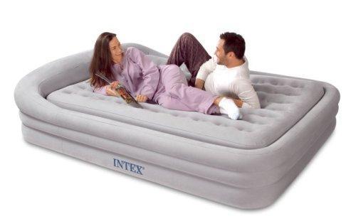Какую надувную кровать выбрать?