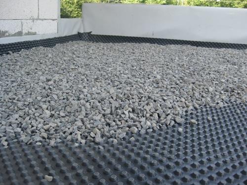Конструктивное решение террасы над гаражом