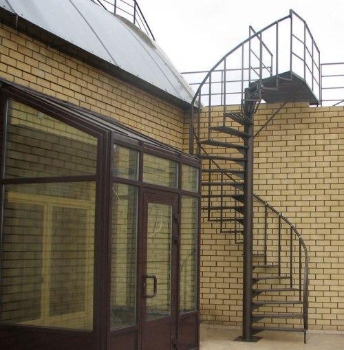 Рекомендации по изготовлению металлической лестницы