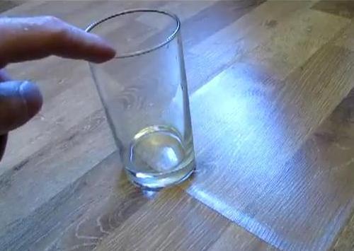 Ламинат вздулся от воды