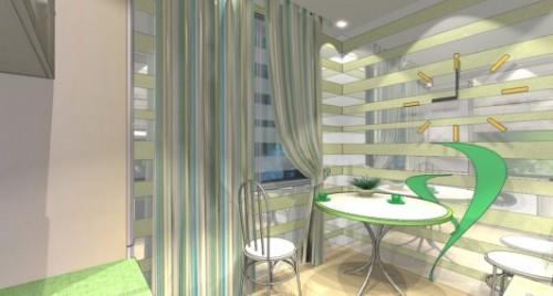 Дизайн кухни 8 кв м: комфорт и функциональность