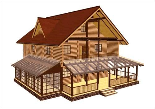 Как пристроить террасу к дому своими руками?