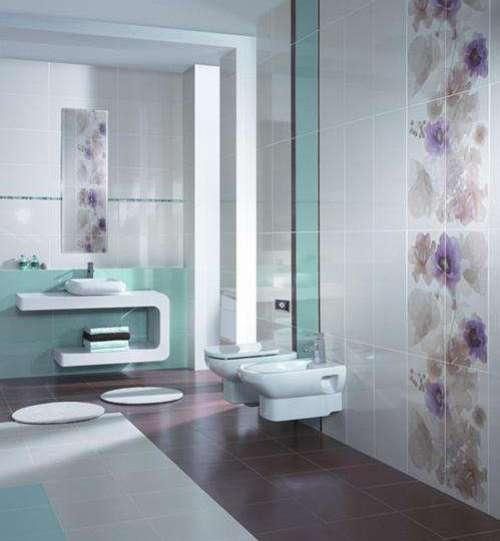 Плитка для ванной комнаты. Фото 3